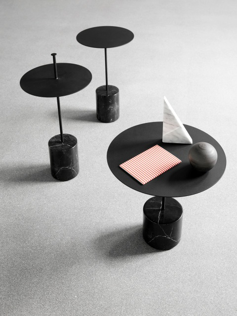 WENDELBO - CALIBRE Side Table