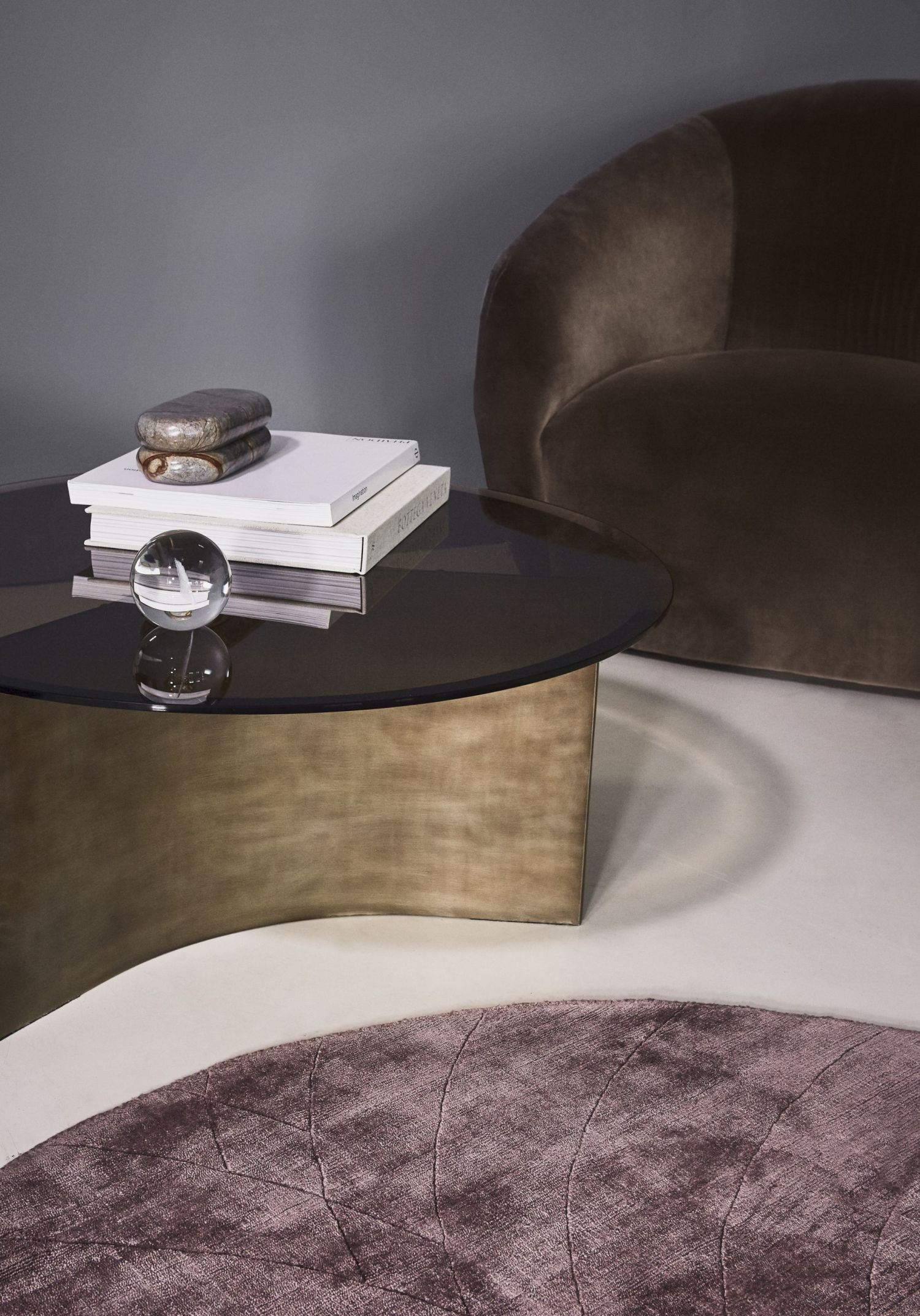 WENDELBO - ARC Coffee Table